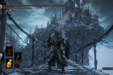 Análisis de Dark Souls 3 Ashes of Ariandel para PC