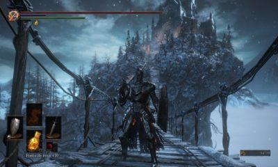 Análisis de Dark Souls 3 Ashes of Ariandel para PC 28