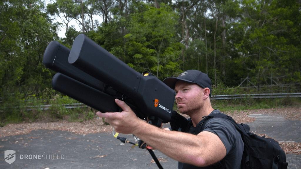 Crean arma antidrones con un alcance de casi dos kilómetros 29