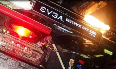 EVGA libera BIOS para que no haya más GTX 10 FTW quemadas 93