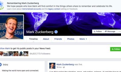 """Facebook pide perdón por haber """"matado"""" a casi todo el mundo 67"""