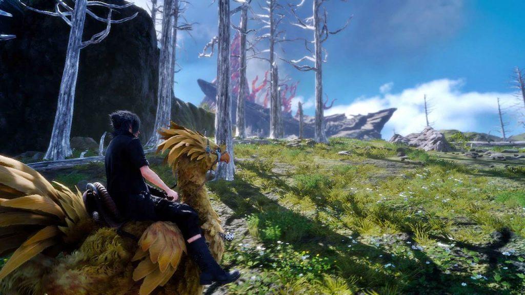 Algunos jugadores japoneses ya han terminado Final Fantasy XV 29