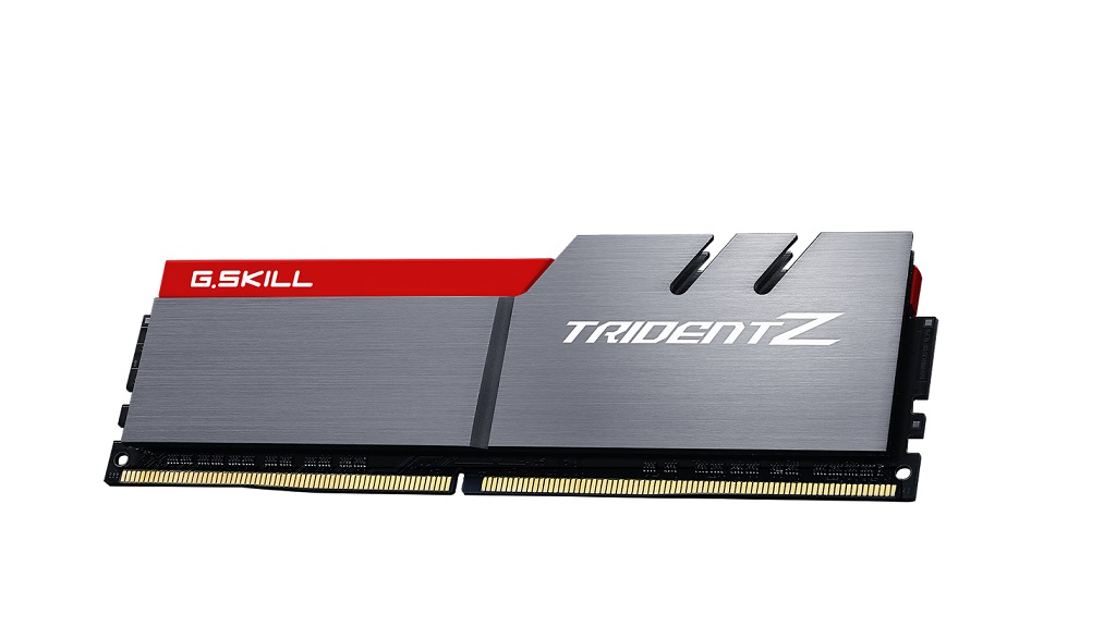 G.Skill anuncia kit Trident Z DDR4 de 64 GB a 3,6 GHz con latencias CL17 30