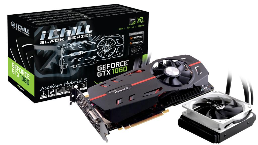 Inno3D anuncia la primera GTX 1060 con refrigeración líquida 29
