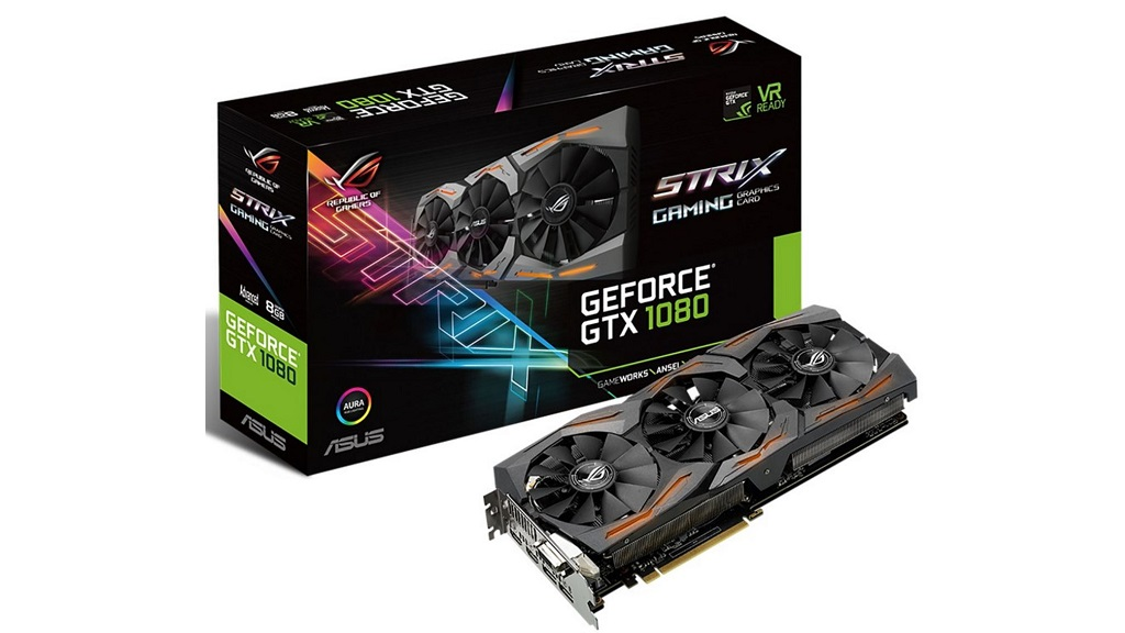 ASUS presenta la nueva GeForce GTX 1080 STRIX A8G 29