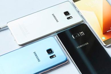 Samsung aclarará lo ocurrido con el Galaxy Note 7 este año