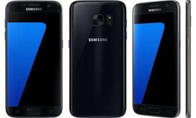 Samsung podría presentar un Galaxy S7 en negro brillante 56