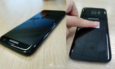 Primeras imágenes del Galaxy S7 Edge en negro brillante 55