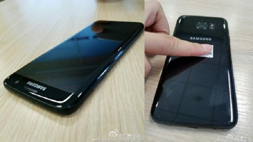 Primeras imágenes del Galaxy S7 Edge en negro brillante 30