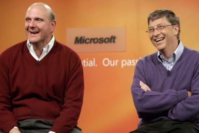 Los smartphones rompieron la amistad de Gates y Ballmer