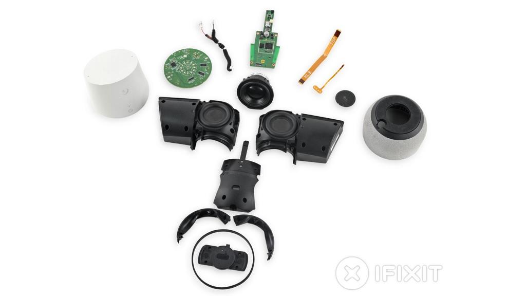 iFixit desmonta el Google Home, es muy fácil de reparar 33