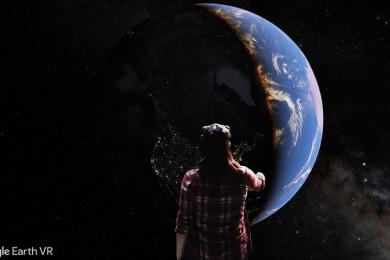 Google Earth VR, todo una gozada