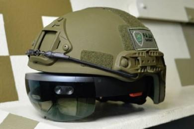 Ucrania quiere llevar las HoloLens a sus comandantes de tanques