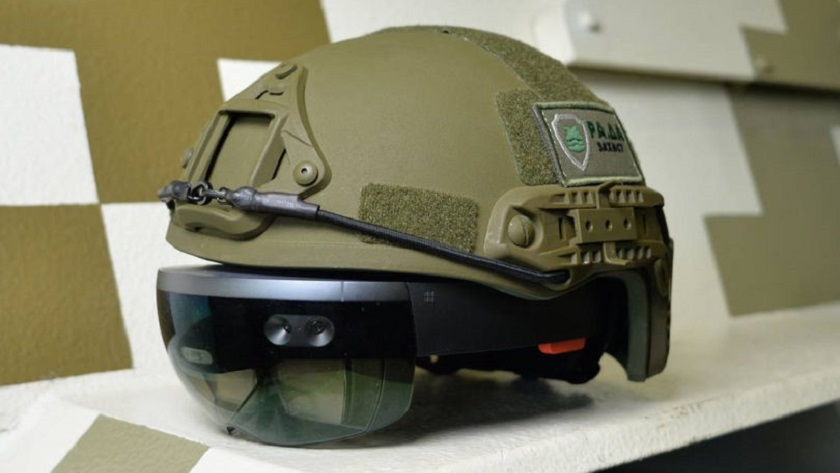 Ucrania quiere llevar las HoloLens a sus comandantes de tanques 31