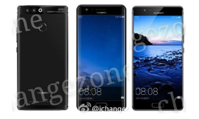 Así de bonito sería el Huawei P10, posibles especificaciones 56