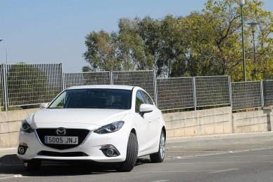 Mazda 3: estilo racional