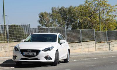 Mazda 3: estilo racional 118