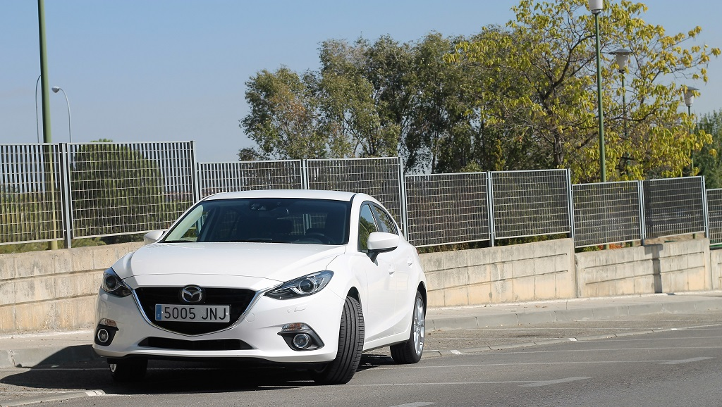 Mazda 3: estilo racional 30