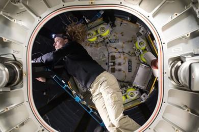 El módulo inflable acoplado a la ISS está funcionando bien
