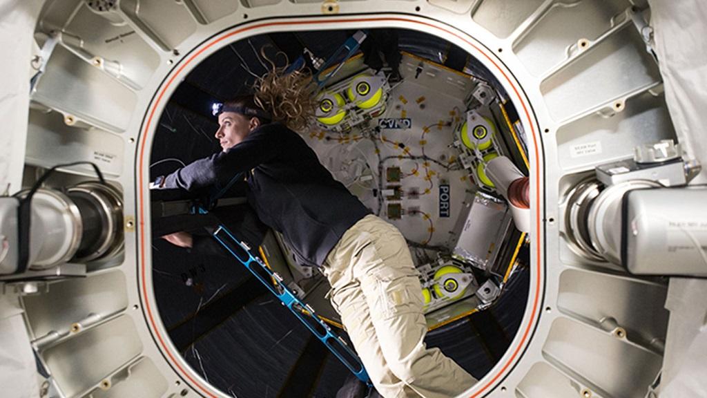 El módulo inflable acoplado a la ISS está funcionando bien 30
