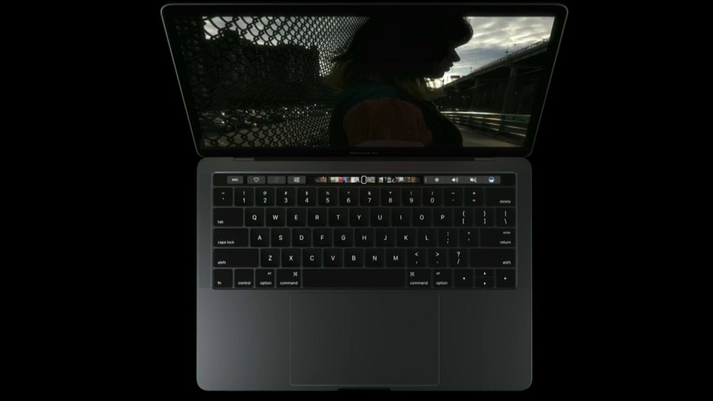 puertos del MacBook Pro