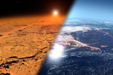 Marte es más seco de lo que esperaban los científicos