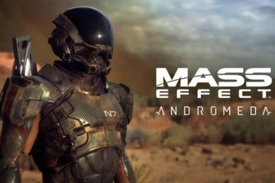 Nuevo tráiler de Mass Effect Andromeda ¡Queremos jugarlo ya!