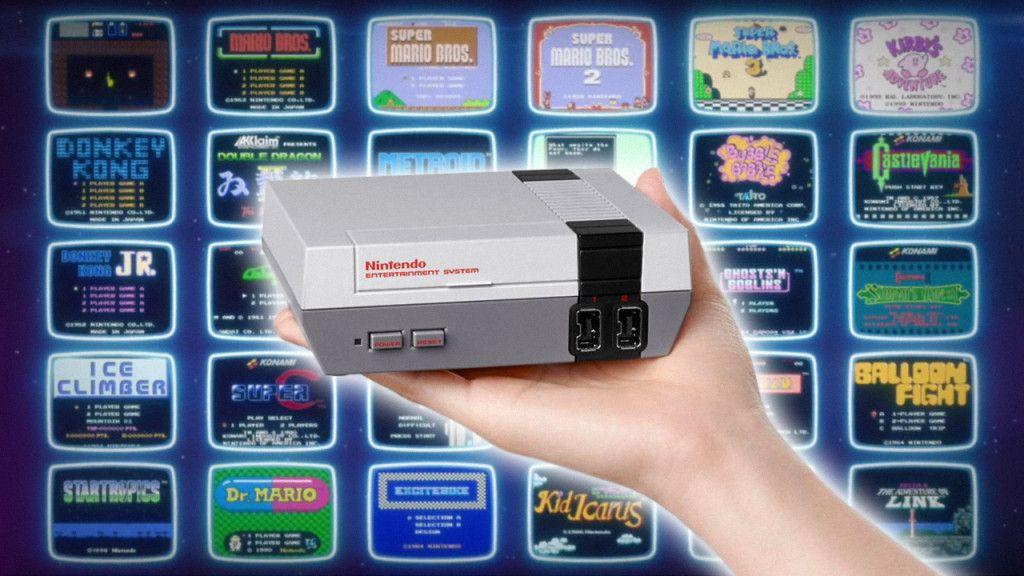NES Mini ya está a la venta para hacer las delicias de los nostálgicos