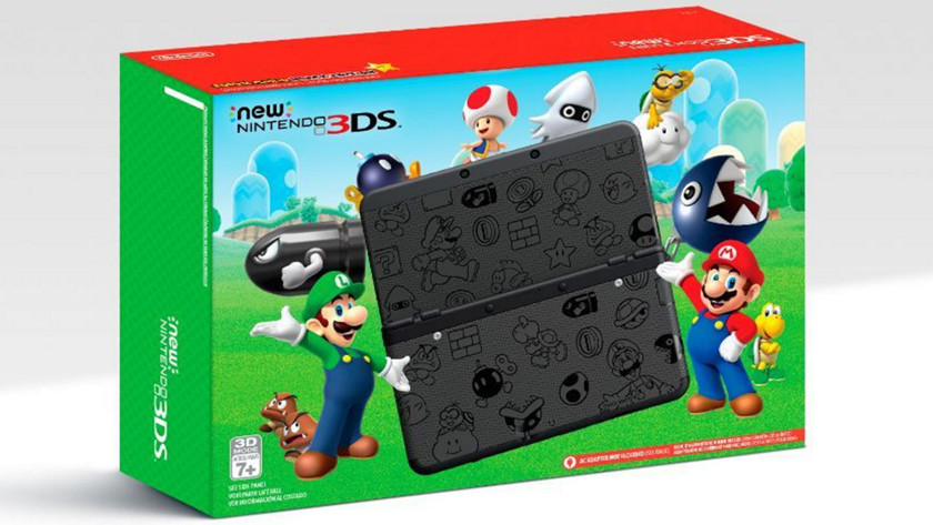 New Nintendo 3DS, 99 dólares en el Black Friday