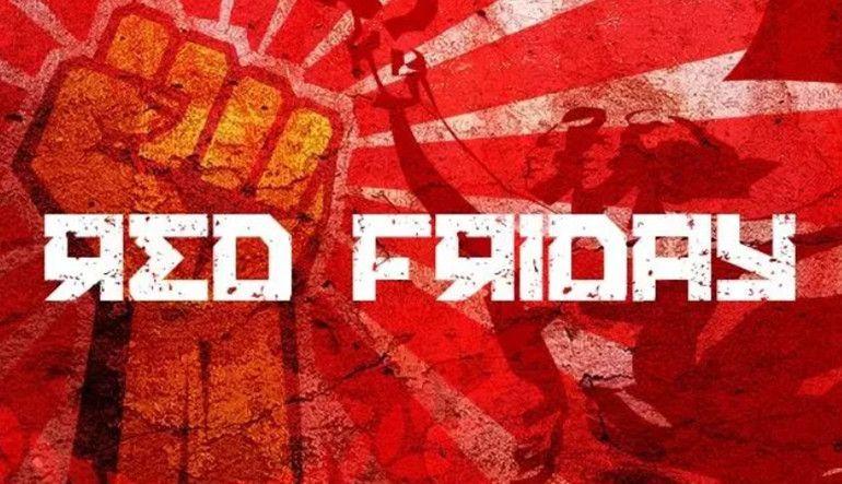 Red Friday, previa Black Friday 28