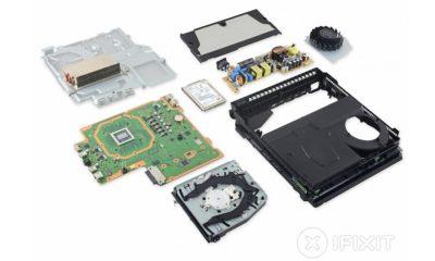 iFixit desmonta PS4 Pro y la puntúa con un 8 sobre 10 80