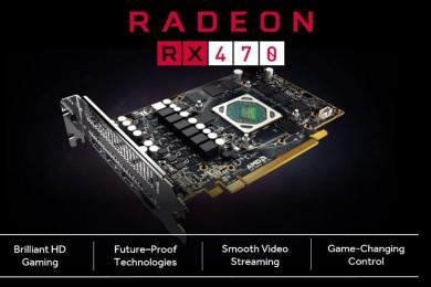 Primer análisis de la RX 470D de AMD, muy superior a la GTX 1050 TI