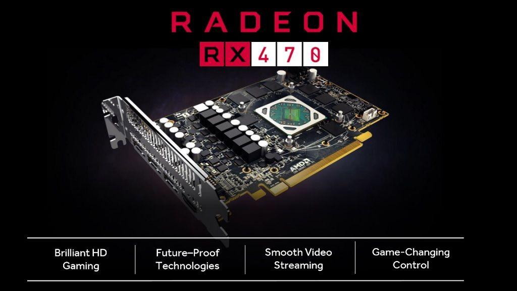 Primer análisis de la RX 470D de AMD, muy superior a la GTX 1050 TI 30