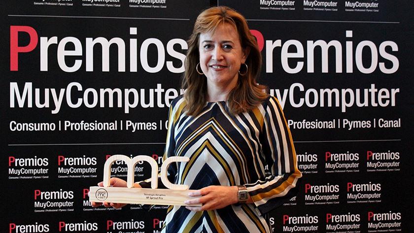 """Premio MC 2016 """"Mejor tecnología disruptiva"""": HP Sprout Pro 29"""