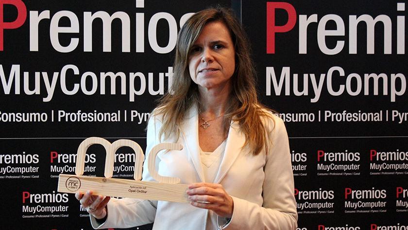 """Premio MC 2016 """"Mejor aplicación IoT"""": Opel OnStar 30"""