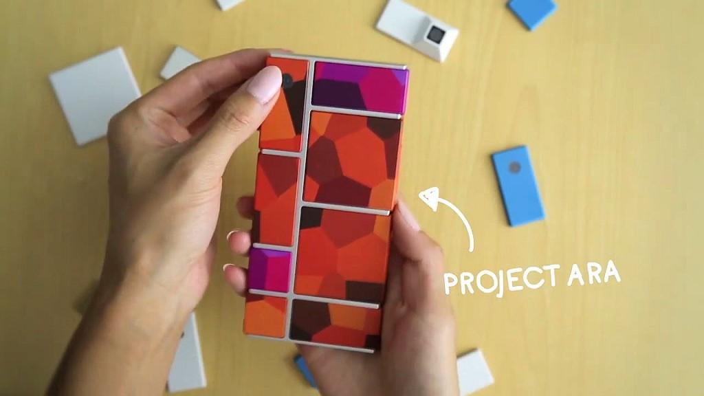 Asoma un Project Ara funcional, así iba a ser el smartphone modular 31