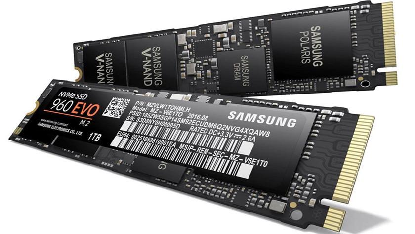 Samsung SSD 960 EVO ¡No va más en almacenamiento de consumo!