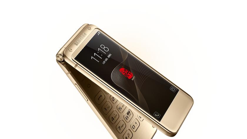 Samsung SM-W2017, smartphone tipo concha por 3.000 dólares 33