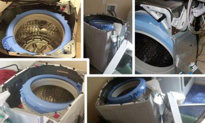 Samsung retira 2,8 millones de lavadoras por riesgo de explosión 30