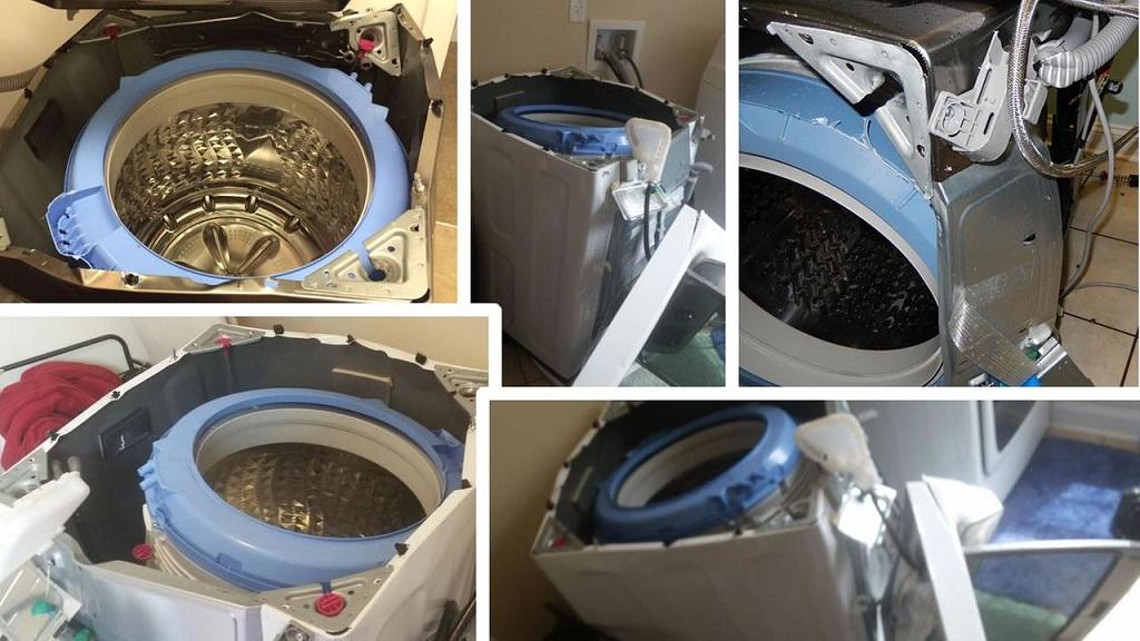 Samsung retira 2,8 millones de lavadoras por riesgo de explosión 32