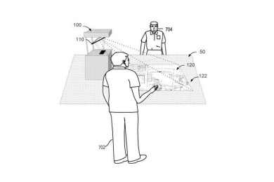 La próxima Surface de Microsoft podría tener el tamaño de una mesa