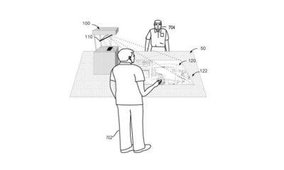 La próxima Surface de Microsoft podría tener el tamaño de una mesa 88