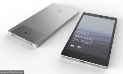 Este podría ser el esperado Surface Phone, posibles especificaciones 78
