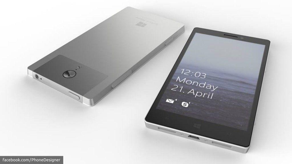 Este podría ser el esperado Surface Phone, posibles especificaciones 28