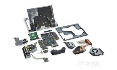 Desmontan la Surface Studio, encuentran un procesador ARM 78
