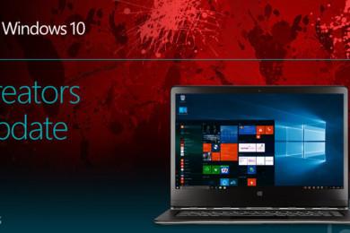 Ya puedes descargar la ISO de Windows 10 Creators Update