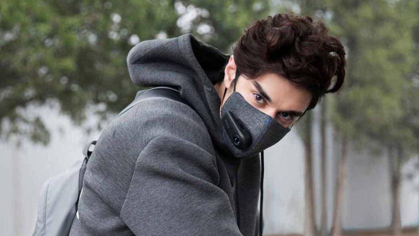 Lo último de Xiaomi es una máscara con un purificador de aire 29