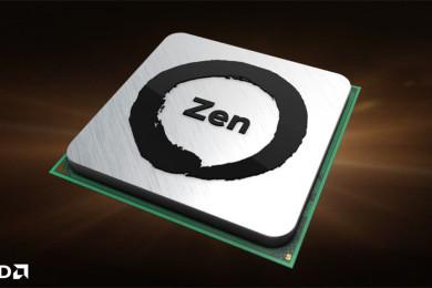 ZEN de AMD: 8 núcleos y 16 hilos por 300 dólares