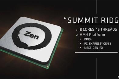 El ZEN SR7 de ocho núcleos costaría 499 dólares
