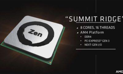 El ZEN SR7 de ocho núcleos costaría 499 dólares 106